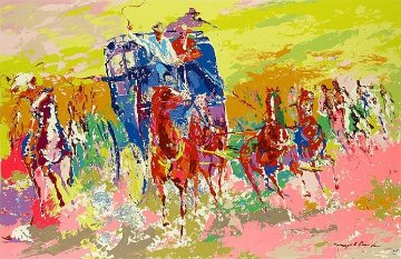 Homage to Remington 1973 Limited Edition Print by LeRoy Neiman