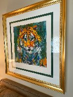Portrait of the Tiger 1998 Limited Edition Print by LeRoy Neiman - 1