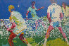 Men's Doubles 1974 Limited Edition Print by LeRoy Neiman - 0