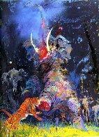 Shikar 1980  Limited Edition Print by LeRoy Neiman - 0