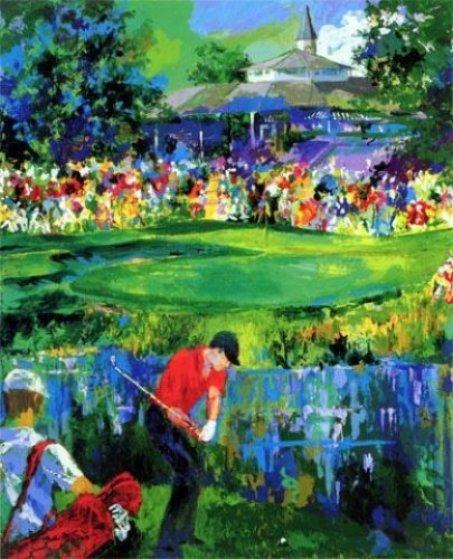 Valhalla PGA 2000 Limited Edition Print by LeRoy Neiman