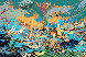 Spectator's Fleet - America's Cup 1978 Limited Edition Print by LeRoy Neiman - 0