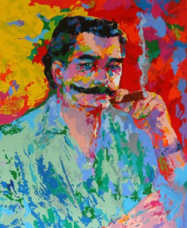 Artist AP 2004 Limited Edition Print by LeRoy Neiman