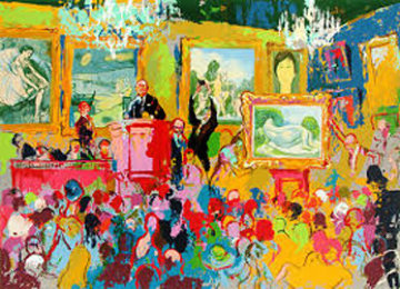 International Auction 2005 Limited Edition Print by LeRoy Neiman