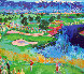 Cove At Vintage AP 1986 Limited Edition Print by LeRoy Neiman - 0