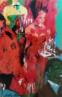 Playboy Suite 2009 Limited Edition Print - LeRoy Neiman