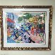 Cafe Fouquets 1993 Limited Edition Print by LeRoy Neiman - 3