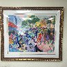 Cafe Fouquets 1993 Limited Edition Print by LeRoy Neiman - 2