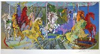 Carousel PP 2006 Limited Edition Print by LeRoy Neiman - 1