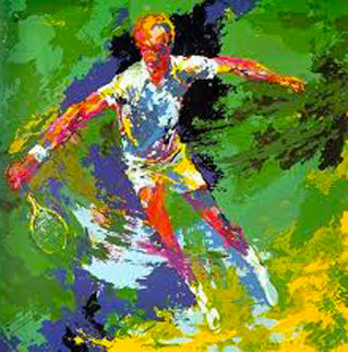 Smash Limited Edition Print - LeRoy Neiman