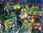 Le Mans Limited Edition Print - LeRoy Neiman