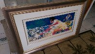 Get Shot 1973 Limited Edition Print by LeRoy Neiman - 1