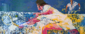 Get Shot 1973 Limited Edition Print by LeRoy Neiman