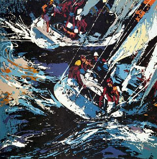 Two Twelves 1973 Limited Edition Print by LeRoy Neiman