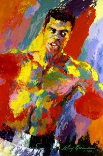 Muhammad Ali: Athlete of the Century Limited Edition Print by LeRoy Neiman