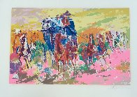 Homage to Remington AP 1973 Limited Edition Print by LeRoy Neiman - 3
