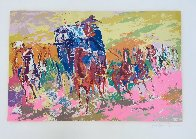 Homage to Remington AP 1973 Limited Edition Print by LeRoy Neiman - 5