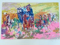 Homage to Remington AP 1973 Limited Edition Print by LeRoy Neiman - 7