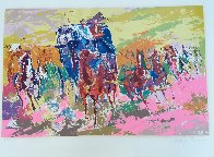 Homage to Remington AP 1973 Limited Edition Print by LeRoy Neiman - 2