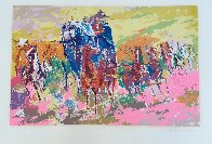 Homage to Remington AP 1973 Limited Edition Print by LeRoy Neiman - 1