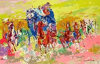 Homage to Remington AP 1973 Limited Edition Print by LeRoy Neiman - 0