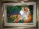 Resting Tiger 2008 Limited Edition Print by LeRoy Neiman - 5