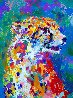 Portrait of a Cheetah 2004 Limited Edition Print by LeRoy Neiman - 0