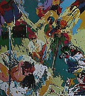 X Rated Filmmakers 1974 Limited Edition Print - LeRoy Neiman