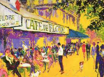 L'apres-Midi D'or 1999 Limited Edition Print by LeRoy Neiman