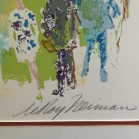 Paddock AP 1974 Limited Edition Print by LeRoy Neiman - 2