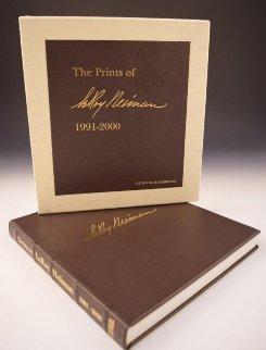 Prints of Leroy Neiman (Book) 1991-2000 Hand Signed Other - LeRoy Neiman