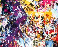 Toots Shor Bar AP 1975 Limited Edition Print by LeRoy Neiman - 0