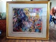 Toots Shor Bar AP 1975 Limited Edition Print by LeRoy Neiman - 1