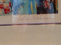 Toots Shor Bar AP 1975 Limited Edition Print by LeRoy Neiman - 2