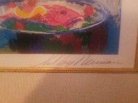 International Cuisine  1998 Limited Edition Print by LeRoy Neiman - 1