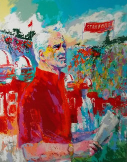 Walsh AP Limited Edition Print by LeRoy Neiman