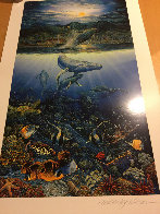Two Worlds Today 2003  Limited Edition Print by Robert Lyn Nelson - 1