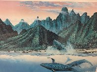 Maui Diptych 1987 Limited Edition Print by Robert Lyn Nelson - 3