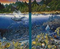 Maui Diptych 1987 Limited Edition Print by Robert Lyn Nelson - 0
