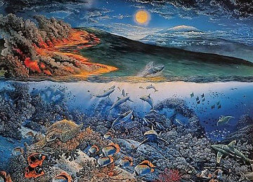 Wonders of Mahea-Lani 1994 Limited Edition Print - Robert Lyn Nelson