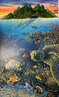 An Underwater Congress 1992 Limited Edition Print by Robert Lyn Nelson - 1