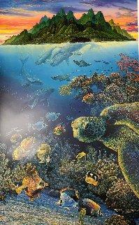 An Underwater Congress 1992 Limited Edition Print - Robert Lyn Nelson