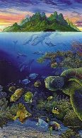 An Underwater Congress 1992 Limited Edition Print by Robert Lyn Nelson - 0