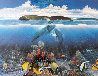 Molikini First Breath 1985 Limited Edition Print by Robert Lyn Nelson - 0