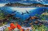 Catalina, Avalon's Offshore Playground  2001 Limited Edition Print by Robert Lyn Nelson - 0