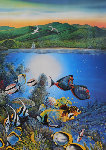 Colors of Hamoa 1987 Limited Edition Print - Robert Lyn Nelson