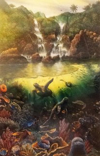 Veridian Overture  Limited Edition Print by Robert Lyn Nelson