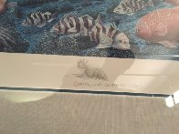 Catalina Triptych Remarked 1988 Limited Edition Print by Robert Lyn Nelson - 4