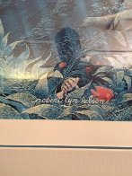 Catalina Triptych Remarked 1988 Limited Edition Print by Robert Lyn Nelson - 1