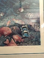 Catalina Triptych Remarked 1988 Limited Edition Print by Robert Lyn Nelson - 2